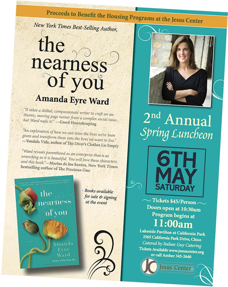 2nd Annual Spring Luncheon Poster